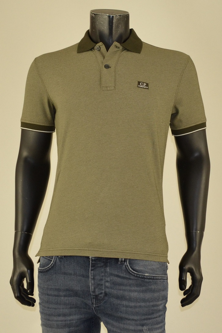 Polo Tacting Green