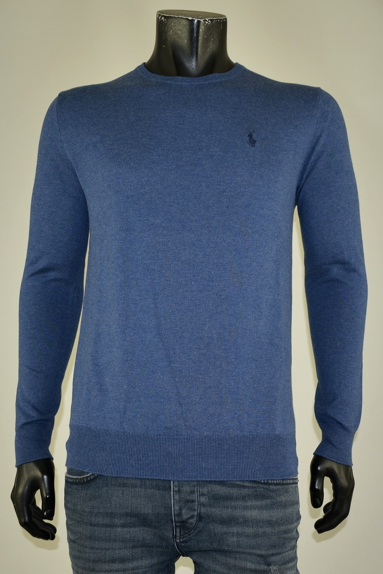 Pull Crew Blue Heather