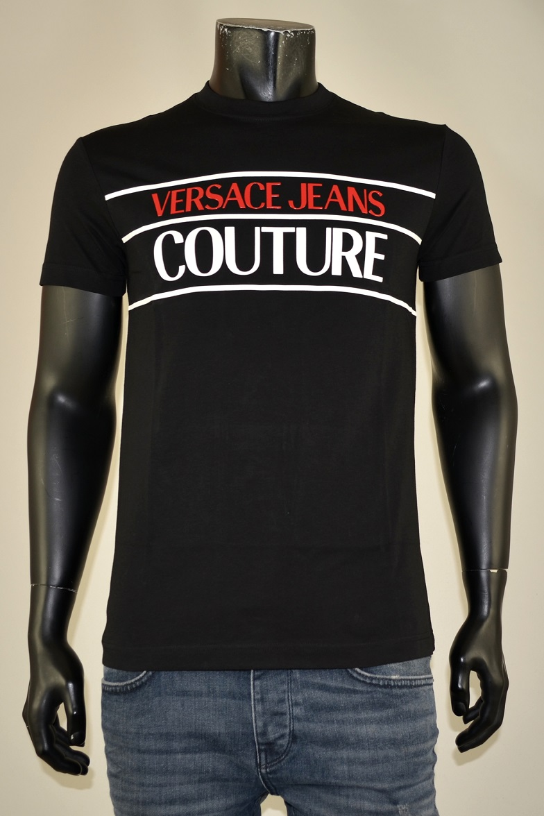 T-shirt Black Rubber