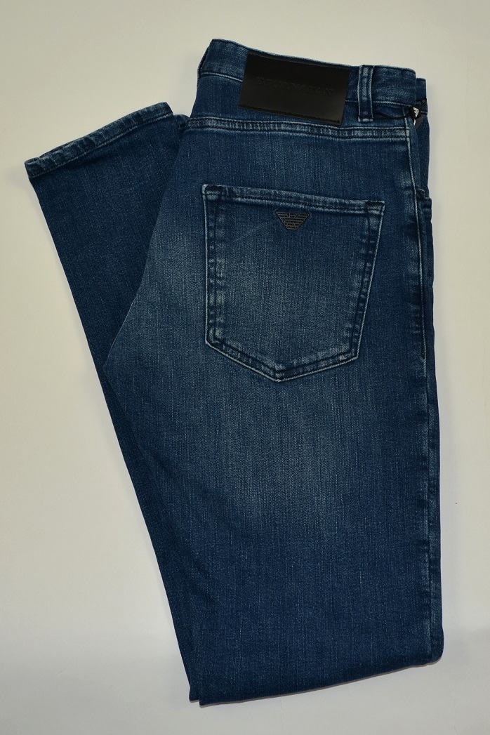 jeans J09 Denim Blue