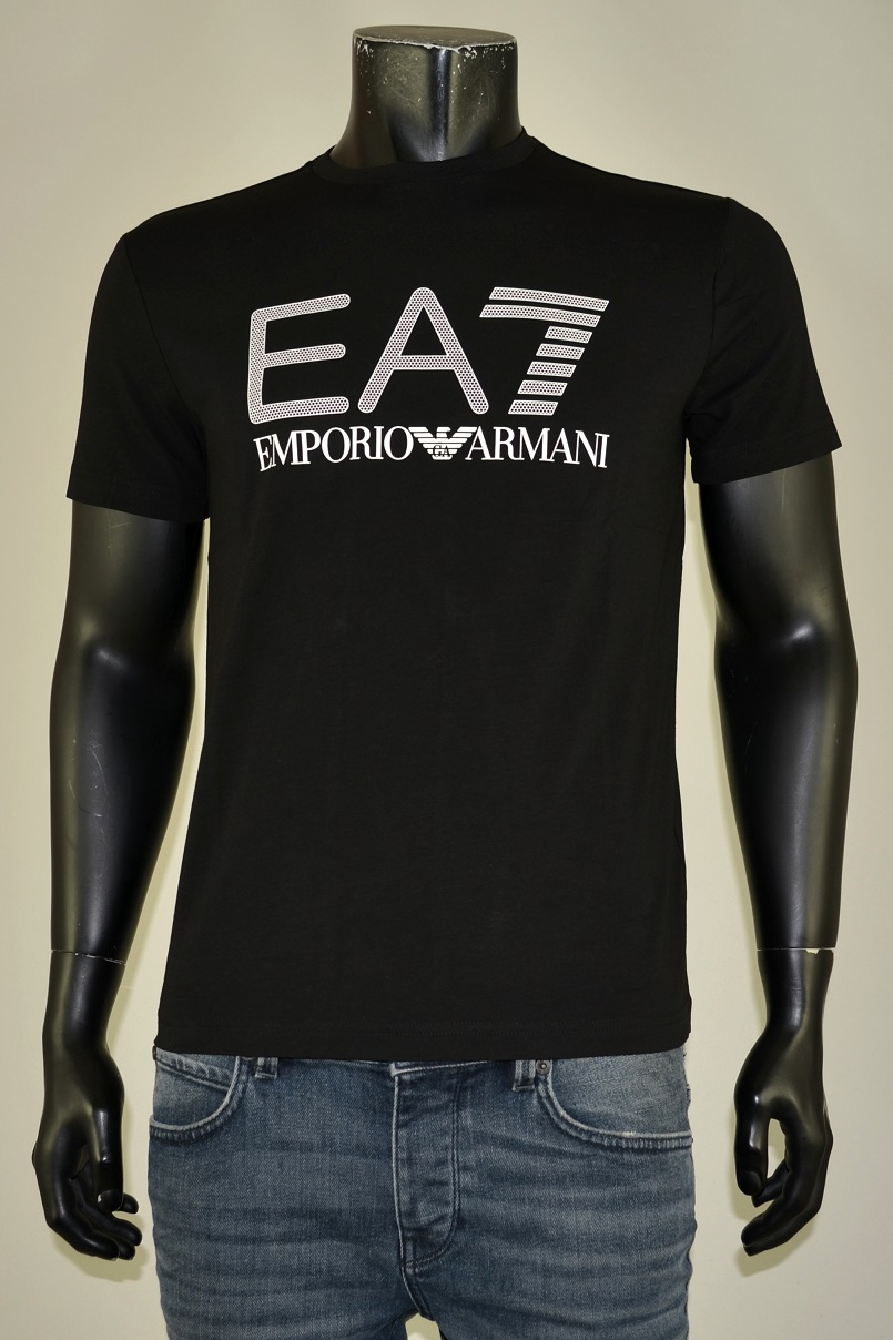 T-shirt Favo Black
