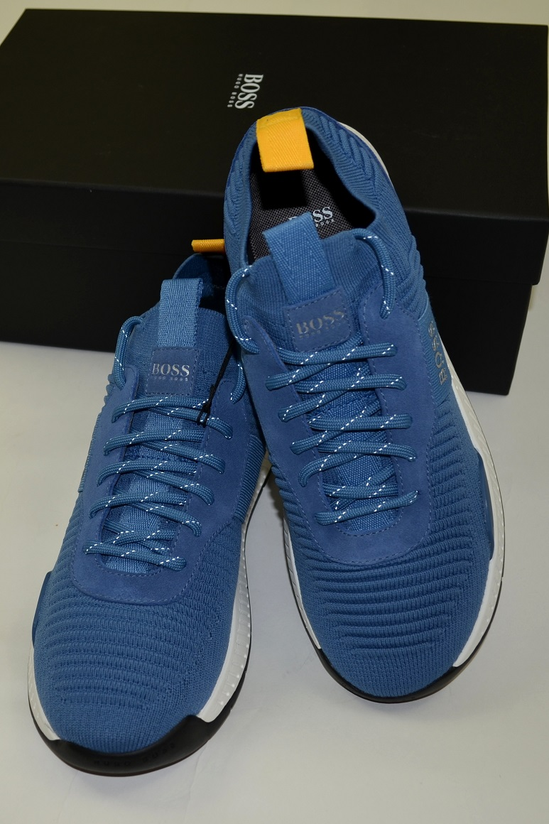 Sneaker Titanium Medium Blue