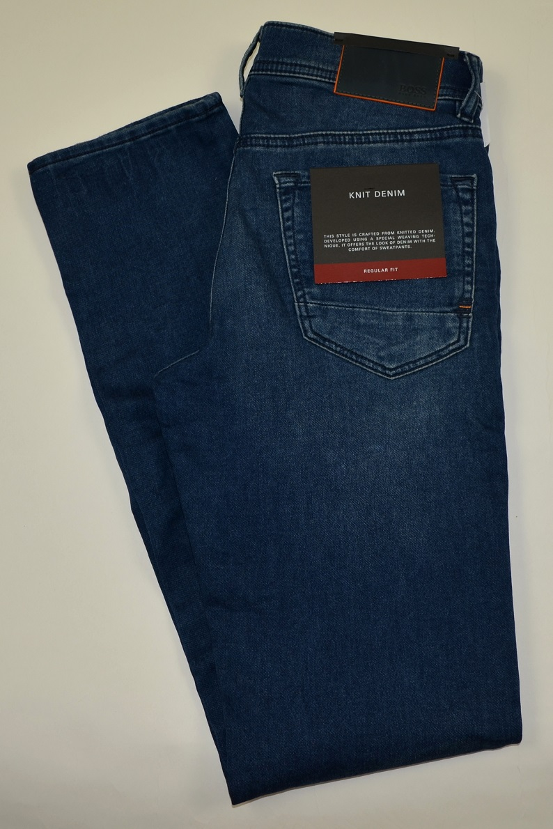Jeans Maine Knit Denim